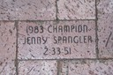 1983 Grandma's Marathon Female Champion