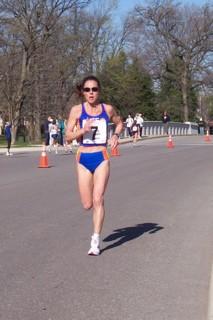 2004 Jenny Runs Us Olympic Trials Marathon