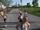 JSR Soldier Field 10-Miler Start Area